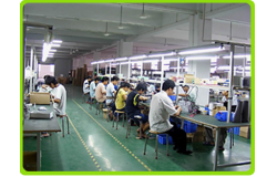 China Factory Tour factory